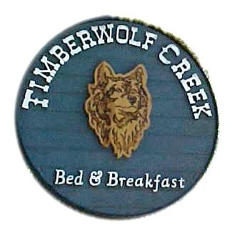 Maggie Valley's Most Romantic Inn - Timberwolf Creek Bed and Breakfast - NC - Smoky Mountains